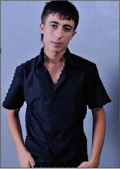 Photoshop Cs3 te Elbise Rengini Değiştirme