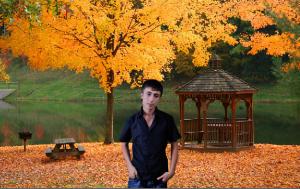 Photoshopta Resme Manzara Ekleme