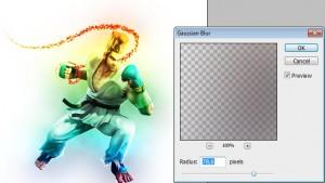 Photoshop Light  Effect, Photoshop Işık Efekti| mintik.com