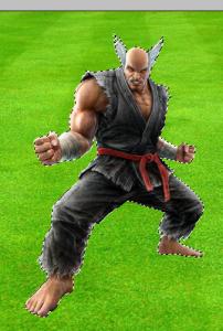 Tekken Heihaci Mishima Karakteri