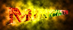 Photoshop 3D Yazı Efecti | mintik.com