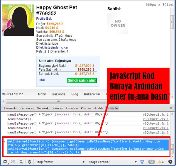 Hi5 Tagged üzerinden otomatik pet satın alma 3 (1)